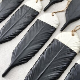 Michelle Bow Huia Feather