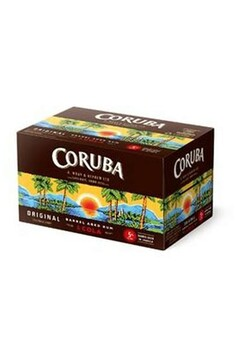 CORUBA AND COLA 5% 12PACK CANS