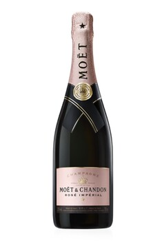 MOET AND CHANDON ROSE IMPERIAL IN GIFT BOX 750ML