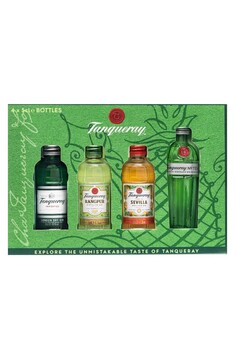 TANQUERAY 4X 50 ML GIFT PACK