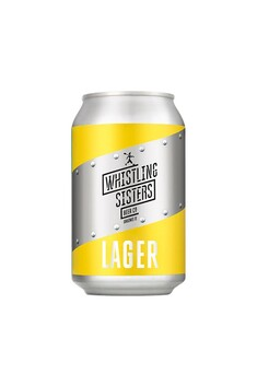 WHISTLING SISTERS GHUZNEE LAGER 6 PACK CANS