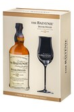 THE BALVENIE 12 YEAR OLD DOUBLEWOOD 40% 700ML WITH GLASS