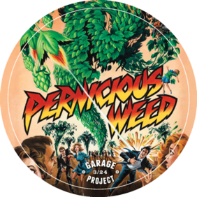 GARAGE PROJECT PERNICIOUS WEED 650ML 8%