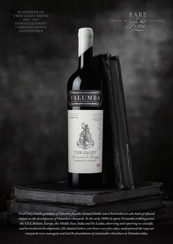YALUMBA THE CALEY CABERNET SHIRAZ 2012**COST PRICE SPECIAL**