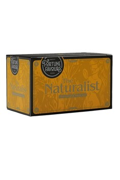 FORTUNE FAVOURS THE NATURALIST UNFILTERED PALE ALE 5.3% 330ML 6 PACK CANS