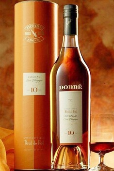 DOBBE PETITE CHAMPAGNE 10 YEAR OLD COGNAC 43% 750ML
