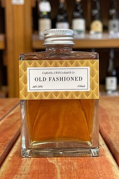 JMR OLD FASHIONED COCKTAIL 19% 100MLS