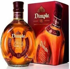 DIMPLE 15 YEAR OLD BLENDED SCOTCH 1ltr