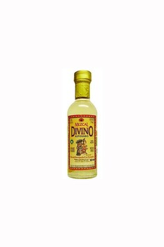 MEZCAL DIVINO TEQUILA WITH  WORM 50ML