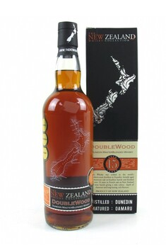 NEW ZEALAND WHISKY COLLECTION 15 YEAR OLD DOUBLEWOOD SINGLE MALT WHISKY 40% 700ML