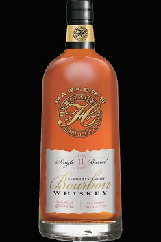 PARKERS HERITAGE 11TH EDITION CASK STRENGTH 112 PROOF 61% 750ML