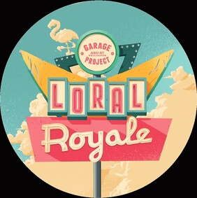 GARAGE PROJECT LORAL ROYALE 330ML 5.6%