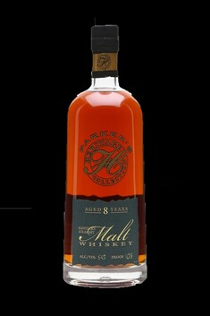 PARKERS HERITAGE 8 Y/O 9TH EDITION 750ML 54%