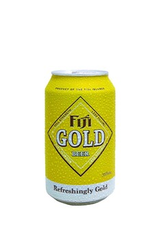 FIJI GOLD BEER 355ML CAN