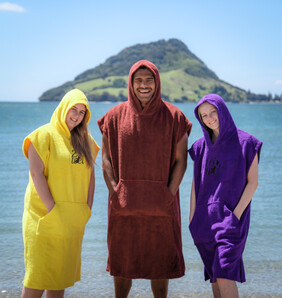 Poncho Towel - Adult & Young Adult