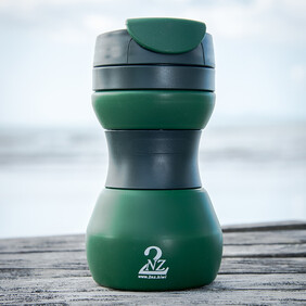 Collapsible Coffee Cup - 500ml