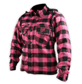 Shark Ladies All Year Protective Flannel - Pink