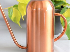Copper Colour Watering Can