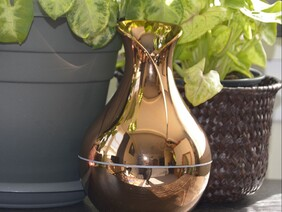 Gold Vase Style Humidifier