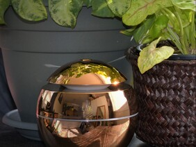 Gold Sphere Humidifier