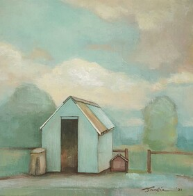 The old shed / Original