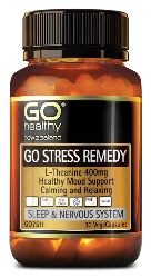 Go Healthy Stress Remedy 30 Capsules