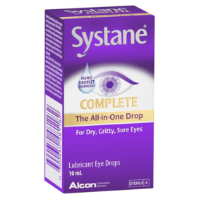 SYSTANE EYE DROPS COMPLETE 10ML