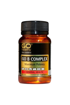 Go Healthy B Complex 30 Capsules