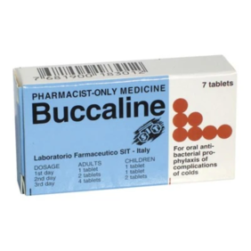 Buccaline 7 Tablets - ONLY AVAILABLE INSTORE