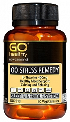 Go Healthy Stress Remedy 60 Capsules