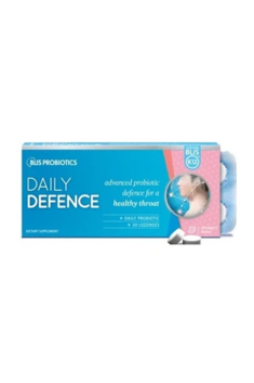 Blis Daily Defence Strawberry 30 Lozenges