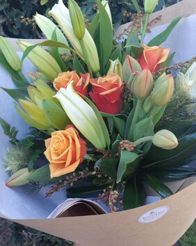 Modern and Memorable Bouquet