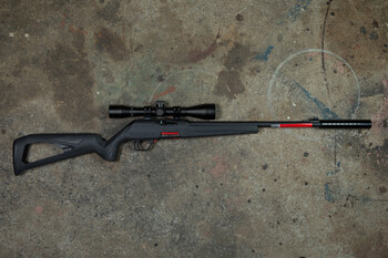 Winchester Wildcat .22LR Rifle Package  W/ 4x40 Scope
