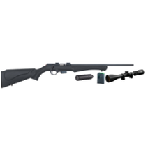 ROSSI 8117 .17HMR BOLT ACTION 3-9X40 SONIC PACKAGE
