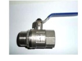 MACFLO® BALL VALVE - M/F WITH LEVER HANDLE