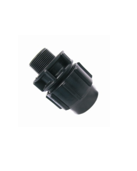 MACFLO COMPRESSION MALE COUPLING