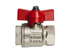 ITAP BALL VALVE - SHORT THREAD F/F WITH T HANDLE