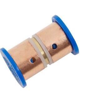 DUX SECURA STRAIGHT COUPLING