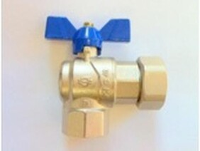 MACFLO® BALL VALVE - RIGHT ANGLE F/F WITH T HANDLE