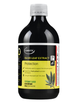 Olive Leaf Extract Peppermint
