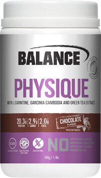 Physique - Chocolate