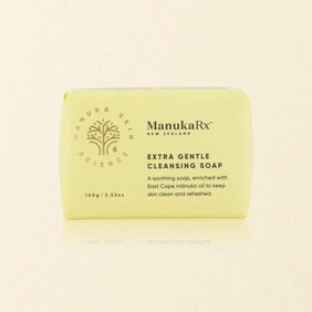 ManukaRx Extra Gentle Cleansing Soap 100g