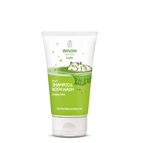 Lively Lime Kids 2in1 Shampoo & Body Wash