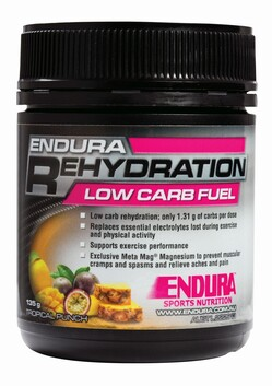 Rehydration Low Carb Fuel Tropical Punch