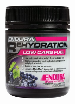 Rehydration Low Carb Fuel Grapeberry