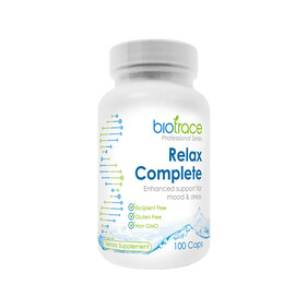 Biotrace Relax Complete 100 Capsules