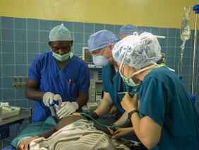 Surgeon Needed for Central African Hospital