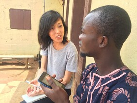 One-Year Internship: Bring Your Passions to West Africa