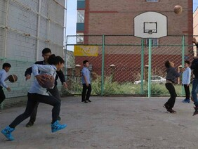 Reach Youth Using Sport in Mongolia