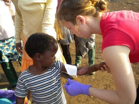 Make A Difference in East Africa